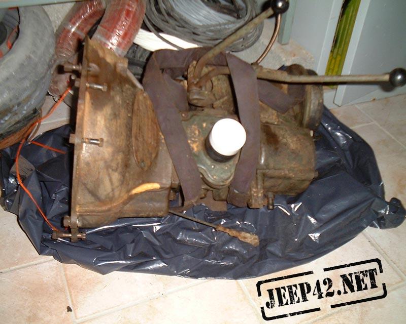 restauration boites de vitesse jeep willys 1942. Black Bedroom Furniture Sets. Home Design Ideas